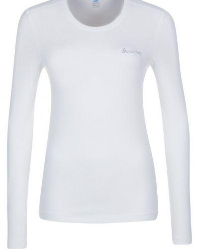 ODLO EMMA Tshirt långärmad Vitt från ODLO, Långärmade Träningströjor