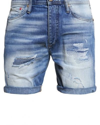 Erik shorts blue denim Jack & Jones shorts till dam.