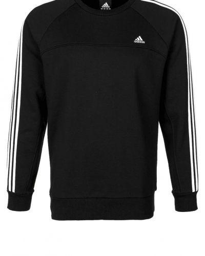 adidas Performance Ess 3s crew sweatshirt. Traningstrojor håller hög kvalitet.