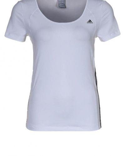 adidas Performance adidas Performance ESS MF 3S Tshirt bas Vitt. Traningstrojor håller hög kvalitet.