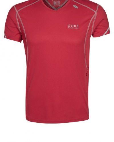 Gore Running Wear ESSENTIAL Funktionströja Rött från Gore Running Wear, Kortärmade träningströjor
