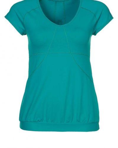 Casall ESSENTIAL Tshirt bas Grönt - Casall - Kortärmade träningströjor