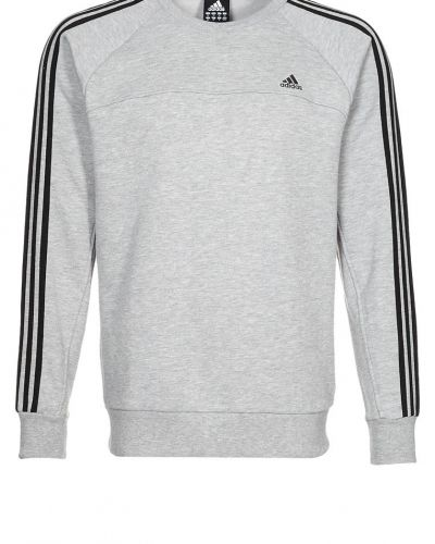 adidas Performance Essentials 3s crew sweatshirt. Traningstrojor håller hög kvalitet.