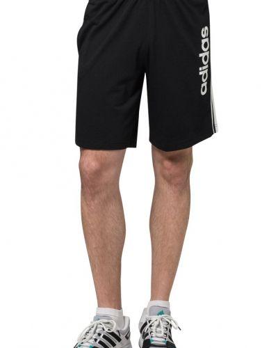 adidas Performance ESSENTIALS LIN Shorts Svart från adidas Performance, Träningsshorts