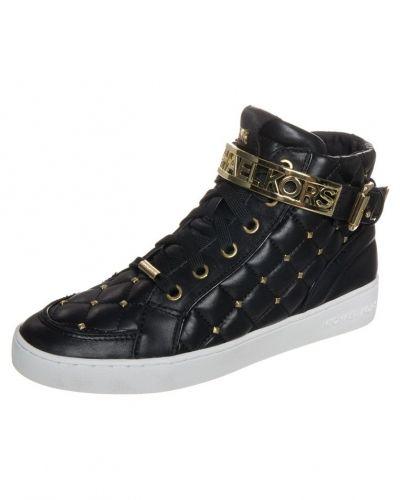MICHAEL Michael Kors MICHAEL Michael Kors ESSEX Höga sneakers black