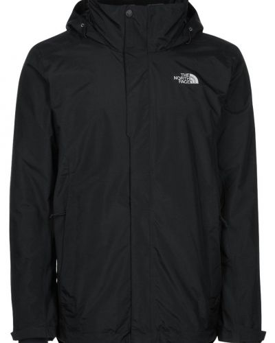 The North Face EVOLUTION II TRICLIMATE Outdoorjacka Svart från The North Face, Regnjackor