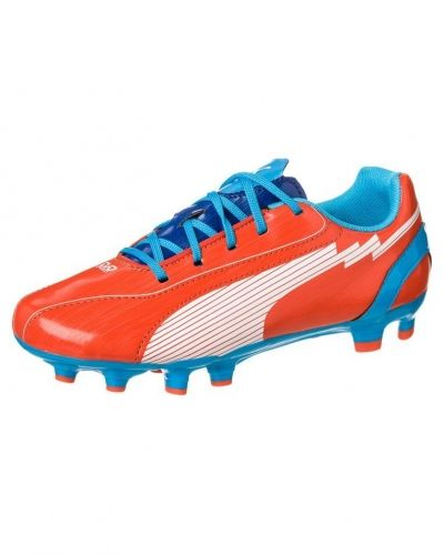 Puma EVOSPEED 5 FG Fotbollsskor fasta dobbar Orange - Puma - Fasta Dobbar