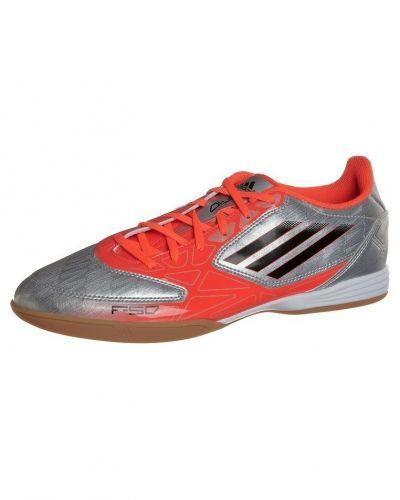 adidas Performance F10 IN Fotbollsskor inomhusskor Silver - adidas Performance - Inomhusskor