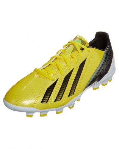 adidas Performance F10 TRX AG Fotbollsskor fasta dobbar Gult från adidas Performance, Konstgrässkor