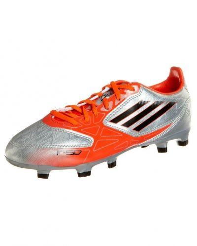 adidas Performance F10 TRX FG Fotbollsskor fasta dobbar Silver från adidas Performance, Konstgrässkor