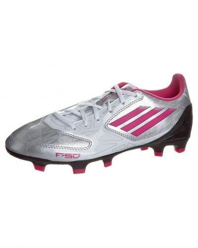 adidas Performance F10 TRX FG Fotbollsskor fasta dobbar Silver - adidas Performance - Fasta Dobbar