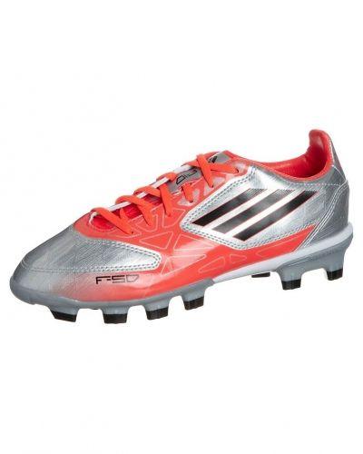 adidas Performance F10 TRX HG Fotbollsskor fasta dobbar Silver - adidas Performance - Konstgrässkor