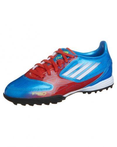 adidas Performance adidas Performance F10 TRX TF Fotbollsskor universaldobbar Blått. Grasskor håller hög kvalitet.