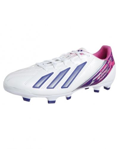 adidas Performance F30 TRX FG LEATHER Fotbollsskor fasta dobbar Vitt - adidas Performance - Universaldobbar