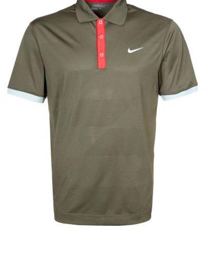 Nike Golf FASHION BODY MAP Piké Oliv från Nike Golf, Träningspikéer