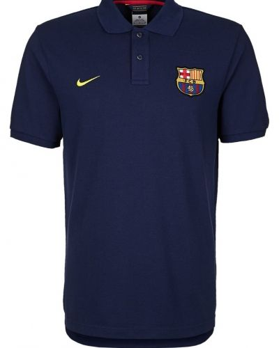 Nike Performance FC BARCELONA AUTHENTIC Piké Blått från Nike Performance, Träningspikéer