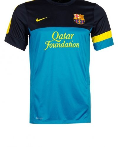 Fc barcelona training top klubbkläder från Nike Performance, Supportersaker