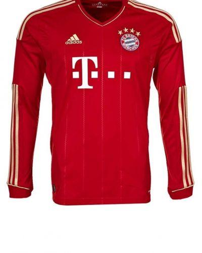 adidas Performance FC Bayern Heimtrikot 11/12 Longsleeve Klubbkläder Rött från adidas Performance, Långärmade Träningströjor