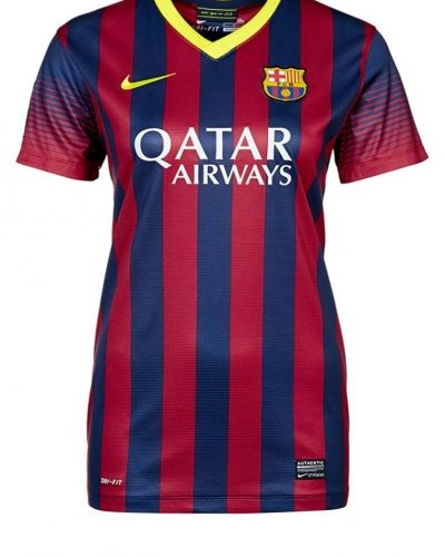 Nike Performance FCB HOME REPLICA JERSEY 2013/2014 Klubbkläder Rött från Nike Performance, Supportersaker