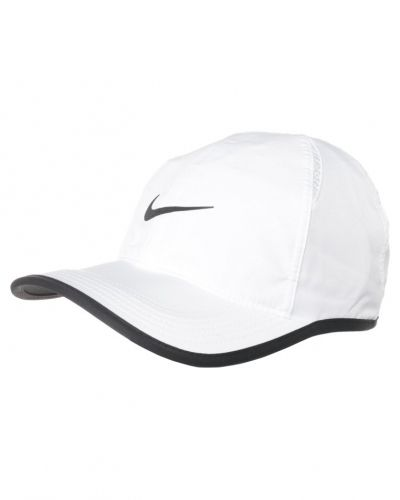 Featherlight keps white/black Nike Performance keps till mamma.