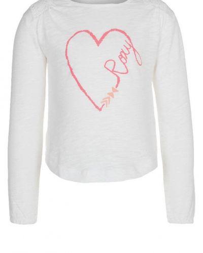 Roxy FEEL BETTER Tshirt långärmad Vitt från Roxy, Långärmade Träningströjor