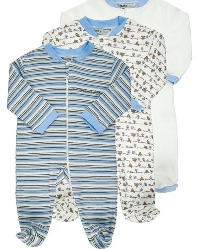 Blå pyjamas från Jacky Baby till barn.