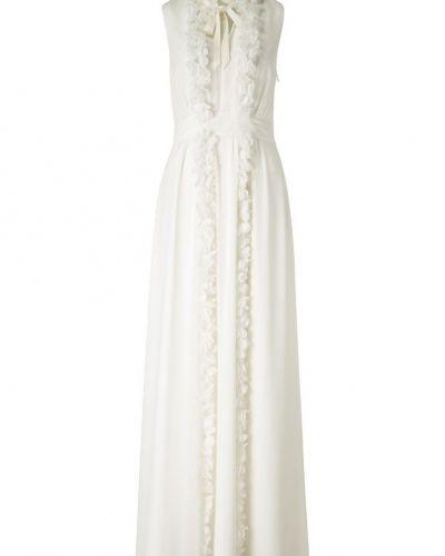 Till tjejer från Alice by Temperley, en vit studentklänning.