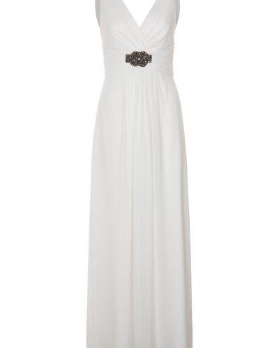 Till tjejer från Swing, en vit studentklänning.