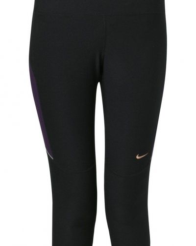 Nike Performance FILAMENT CAPRI Tights Svart från Nike Performance, Träningstights