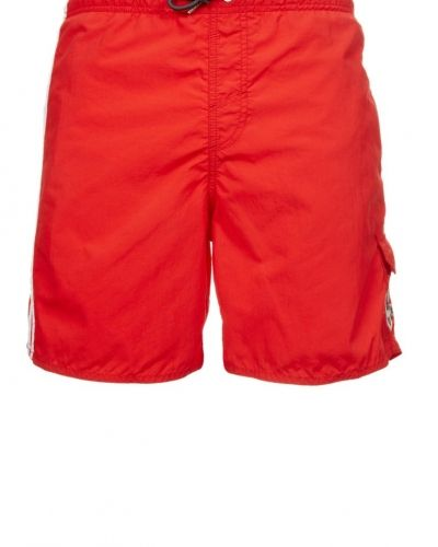 Fire + Ice WHISKY Surfshorts Rött - Fire + Ice - Badshorts