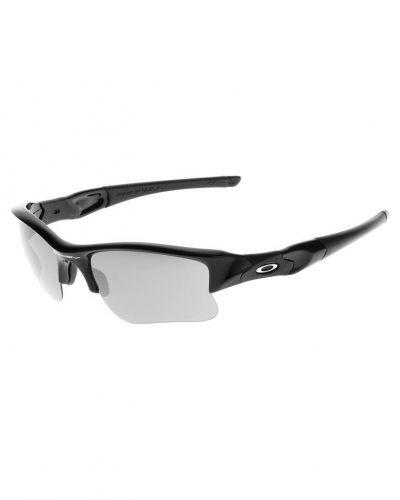 Oakley FLAK JACKET Solglasögon Svart från Oakley, Sportsolglasögon