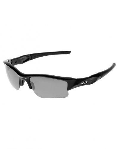 Oakley FLAK JACKET Sportglasögon Svart från Oakley, Sportsolglasögon