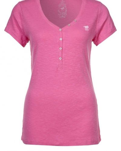 Polo Sylt FLAME Tshirt bas Ljusrosa - Polo Sylt - Kortärmade träningströjor