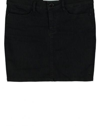 Vero Moda Vero Moda FLASH Jeanskjol black
