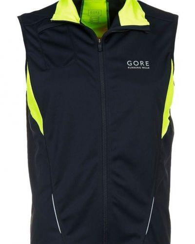 Gore Running Wear Gore Running Wear FLASH Väst Svart. Traningsoverdelar håller hög kvalitet.