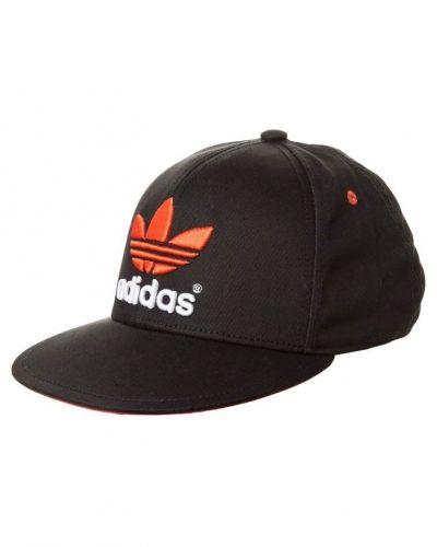 adidas Originals FLAT CAP Keps Svart - Adidas Originals - Kepsar