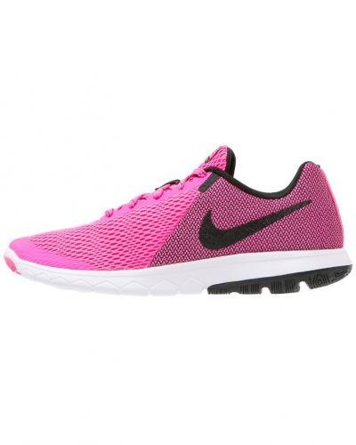 Flex experience run 5 löparskor för tävling pink blast/black/white Nike Performance löparsko till mamma.