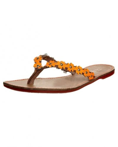 Taupage Flipflops Orange - Taupage - Träningsskor flip-flops
