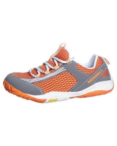 Merrell FLUX GLOVE Löparskor Orange från Merrell, Sportvantar