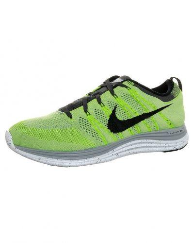 Nike Performance FLYKNIT LUNAR 1+ Löparskor extra lätta Grönt från Nike Performance, Löparskor