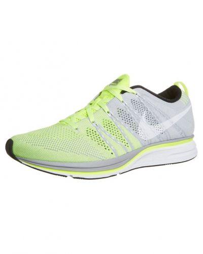 Nike Performance FLYKNIT TRAINER+ Löparskor extra lätta Gult från Nike Performance, Löparskor