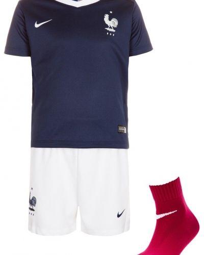 Frankreich home kit landslagströjor från Nike Performance, Supportersaker