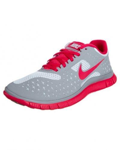 Nike Performance NIKE FREE 4.0 Löparskor extra lätta Grått från Nike Performance, Löparskor