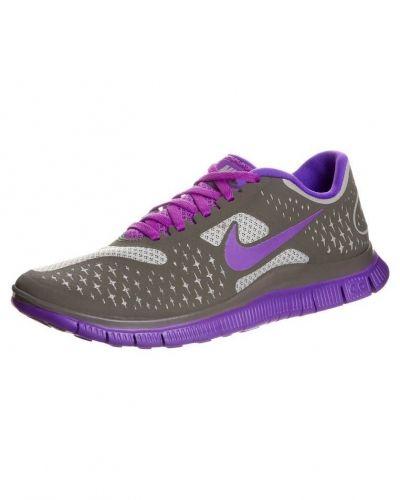 Nike Performance Nike Performance NIKE FREE 4.0 Löparskor extra lätta Lila. Traningsskor håller hög kvalitet.