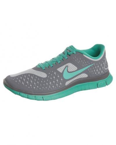 Nike Performance Nike Performance NIKE FREE 4.0 Löparskor Grått. Traningsskor håller hög kvalitet.