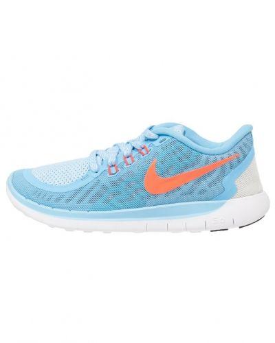 Free 5.0 löparskor extra lätta lakeside/bright crimson/blue lagoon Nike Performance löparsko till mamma.