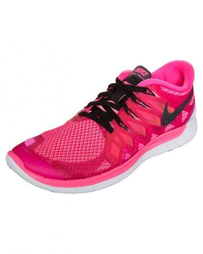 Nike Performance Nike Performance FREE 5.0 Löparskor extra lätta pink pow/black/polarized pink
