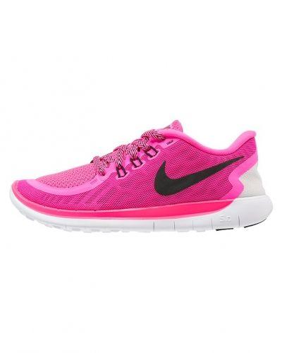 Löparsko Nike Performance FREE 5.0 Löparskor pink pow/black/vivid pink/white från Nike Performance