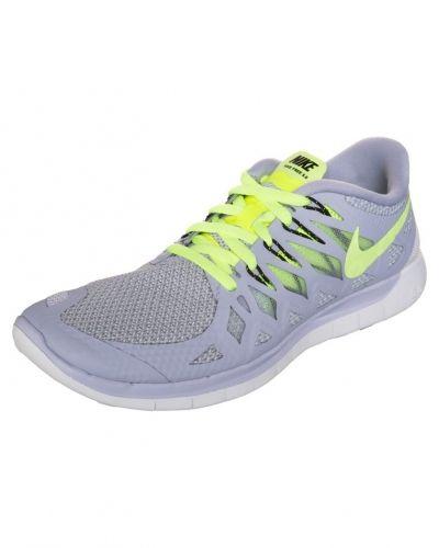 Nike Performance Nike Performance FREE 5.0 Löparskor extra lätta titanium/volt/pure platinum