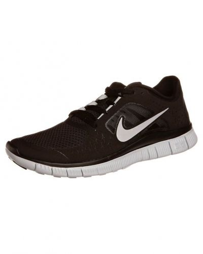 Nike Performance FREE RUN+ 3 Löparskor extra lätta Svart från Nike Performance, Löparskor